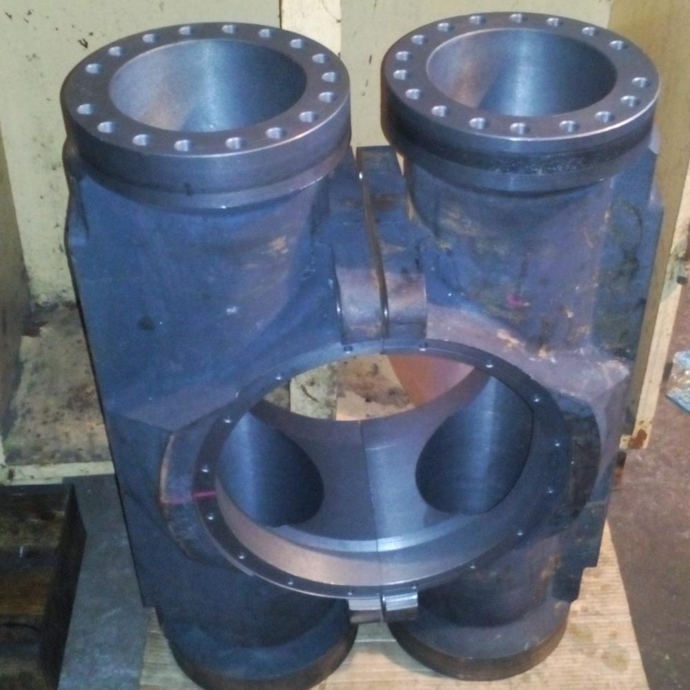 Освоено производство цилиндра моментного рулевой гидравлической машины РГ 1,6