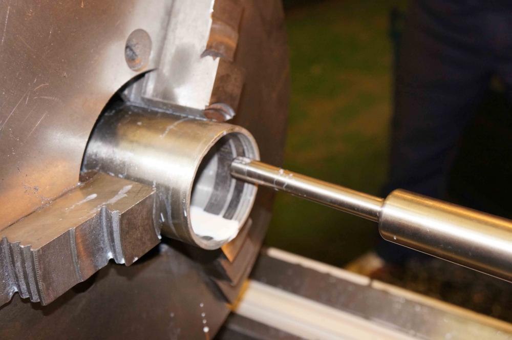 Освоен очередной этап внедрения технологии ультразвуковой обработки БУФО